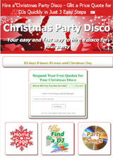 Christmas Party Disco